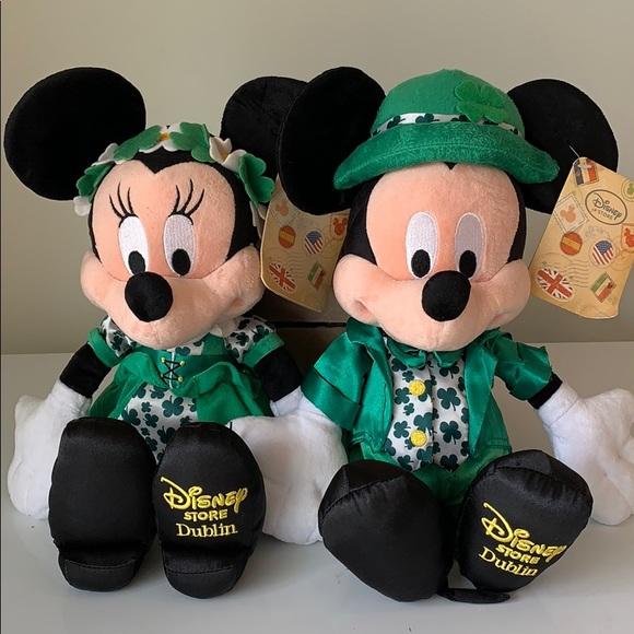 Disney Other - Disney Dublin Mickey and Minnie Plush